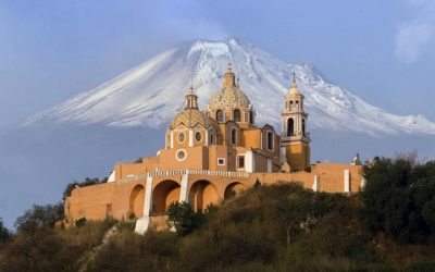 Cholula…something other than just history