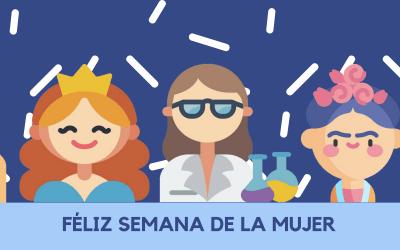 Cinco mujeres famosasy multilingües