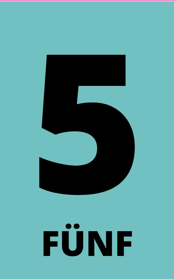 [fünf]